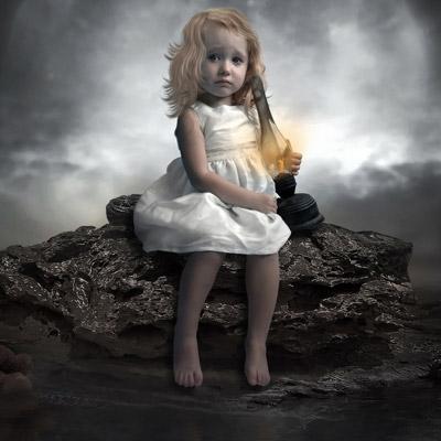 بالصور طفلة حزينة , صور اطفال حزينة 5233 6