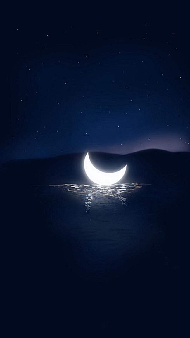 بالصور صور عن القمر , اشكال ظهور القمر 5271 6