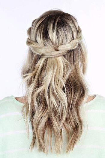 بالصور موديلات شعر بسيطة , تسريحات شعر بسيطة وروعة 5295 3