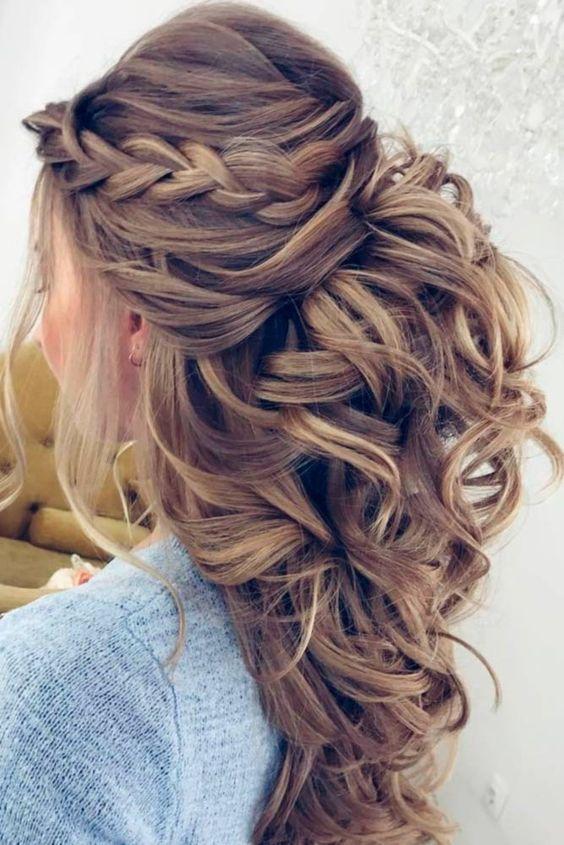 بالصور موديلات شعر بسيطة , تسريحات شعر بسيطة وروعة 5295 4