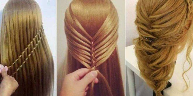بالصور موديلات شعر بسيطة , تسريحات شعر بسيطة وروعة 5295 8