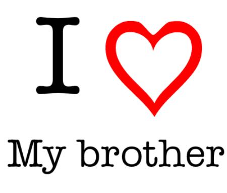 صورة رمزيات عن الاخ , اهميه وجود الاخ فى العيله 5774 2