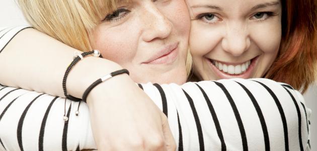 بالصور شعر عن الاصدقاء الاوفياء , تعرف على صفات صديقك الوفى 5796 8