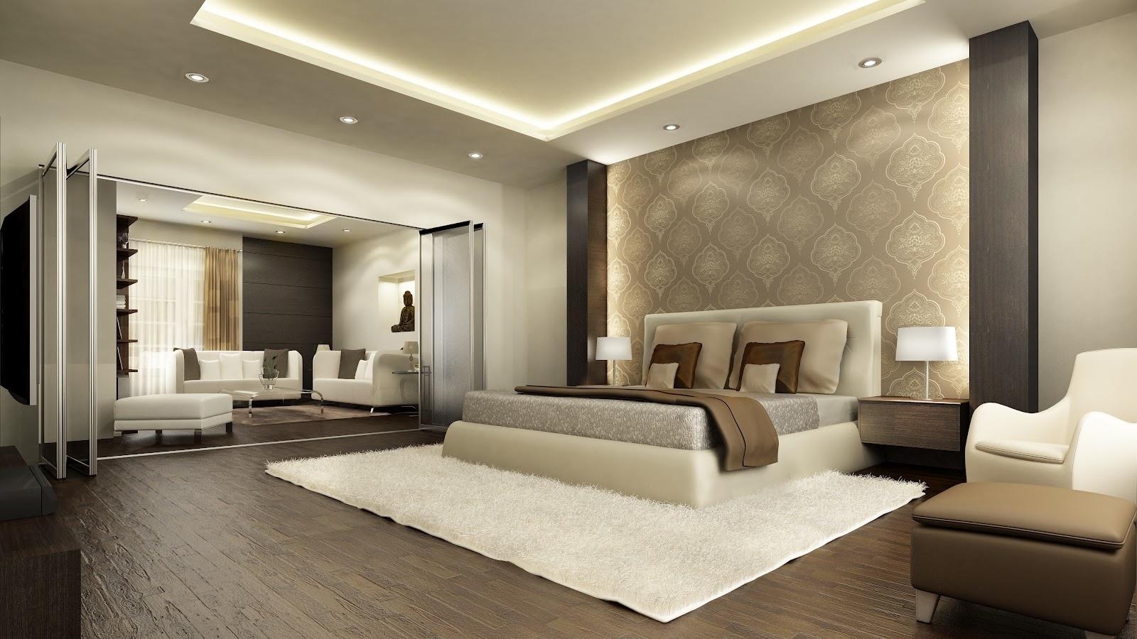 بالصور ديكورات غرف النوم الرئيسية , اختارى اجدد ديكورات لغرف نوم منزلك 5801 1