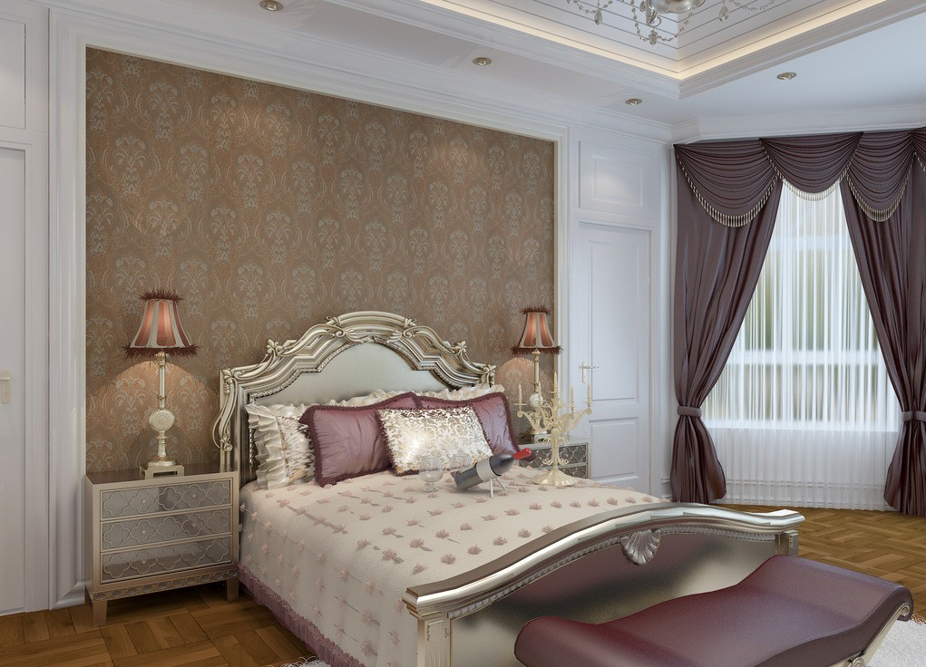 بالصور ديكورات غرف النوم الرئيسية , اختارى اجدد ديكورات لغرف نوم منزلك 5801 2