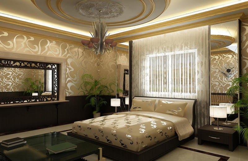 بالصور ديكورات غرف النوم الرئيسية , اختارى اجدد ديكورات لغرف نوم منزلك 5801 3