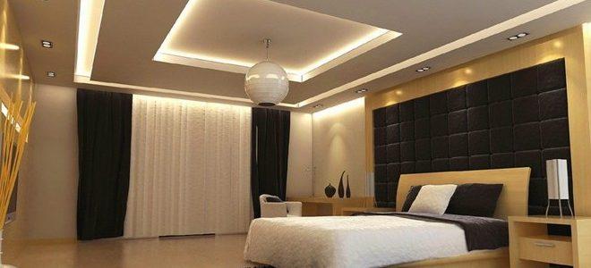 بالصور ديكورات غرف النوم الرئيسية , اختارى اجدد ديكورات لغرف نوم منزلك 5801 5