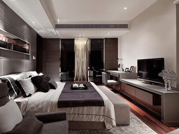بالصور ديكورات غرف النوم الرئيسية , اختارى اجدد ديكورات لغرف نوم منزلك 5801 7