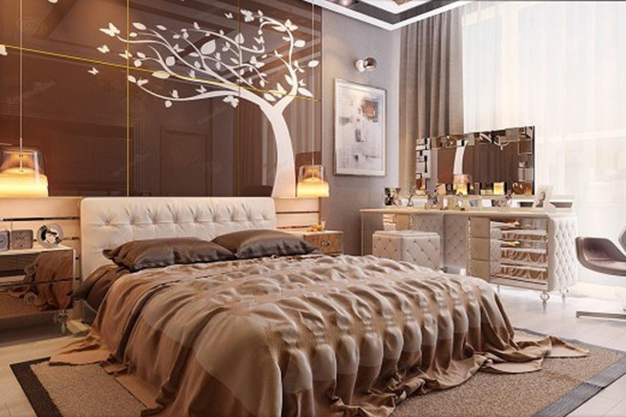 بالصور ديكورات غرف النوم الرئيسية , اختارى اجدد ديكورات لغرف نوم منزلك 5801 8