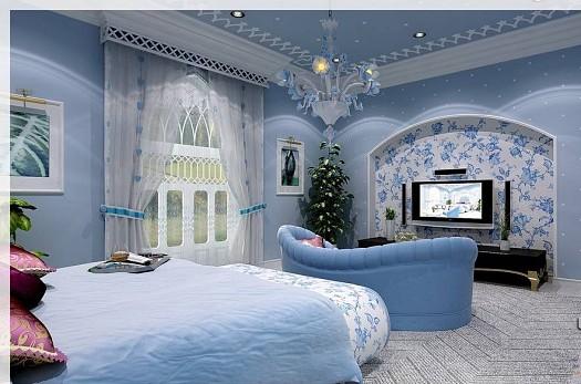 بالصور ديكورات غرف النوم الرئيسية , اختارى اجدد ديكورات لغرف نوم منزلك