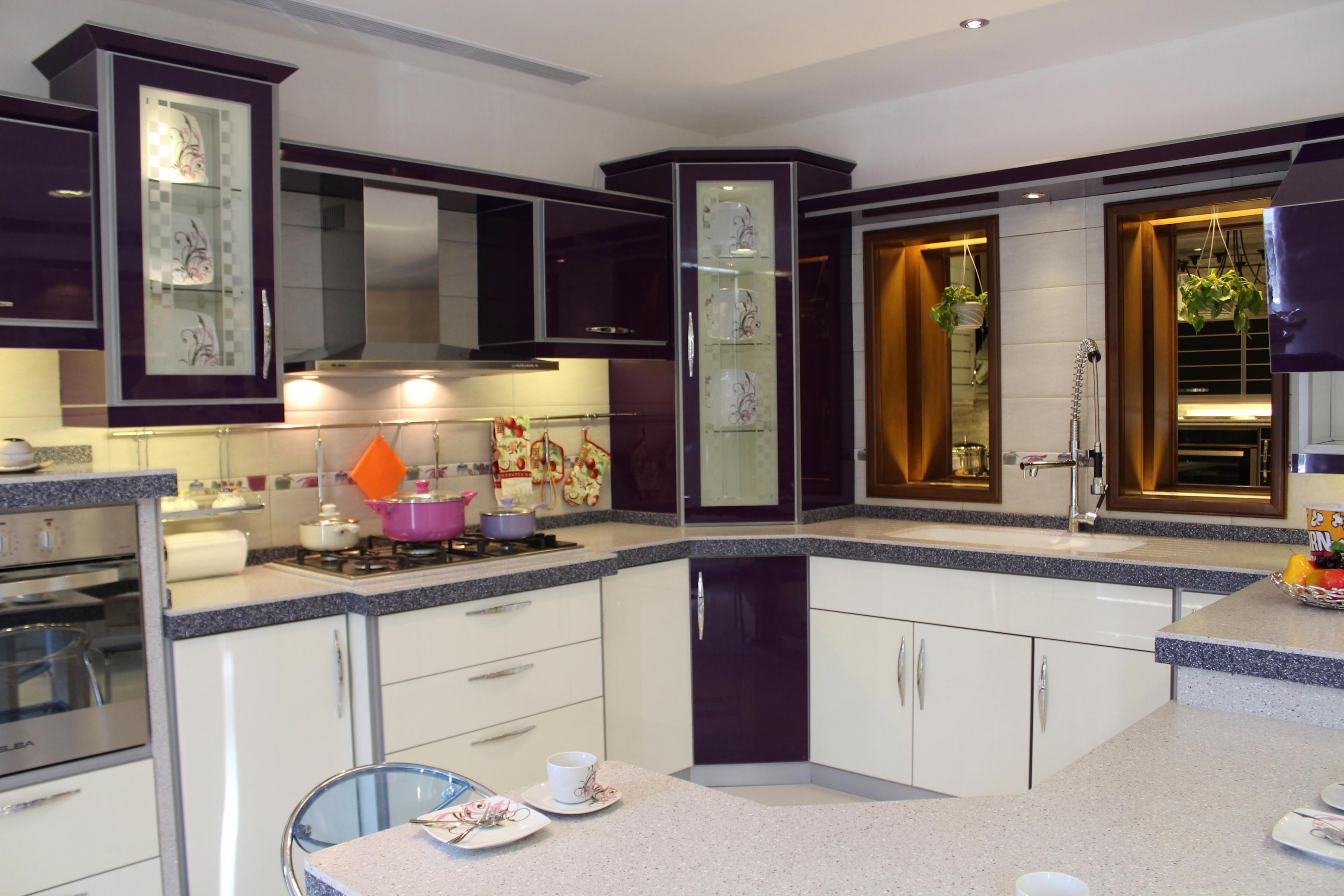 بالصور احدث تصميمات المطابخ , لكى تكونى مميزه اهتمى باختيار تصميم مطبخك بنفسك 5810 2