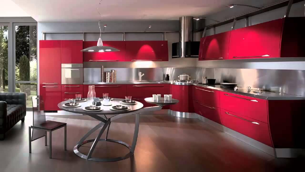 بالصور احدث تصميمات المطابخ , لكى تكونى مميزه اهتمى باختيار تصميم مطبخك بنفسك 5810 4