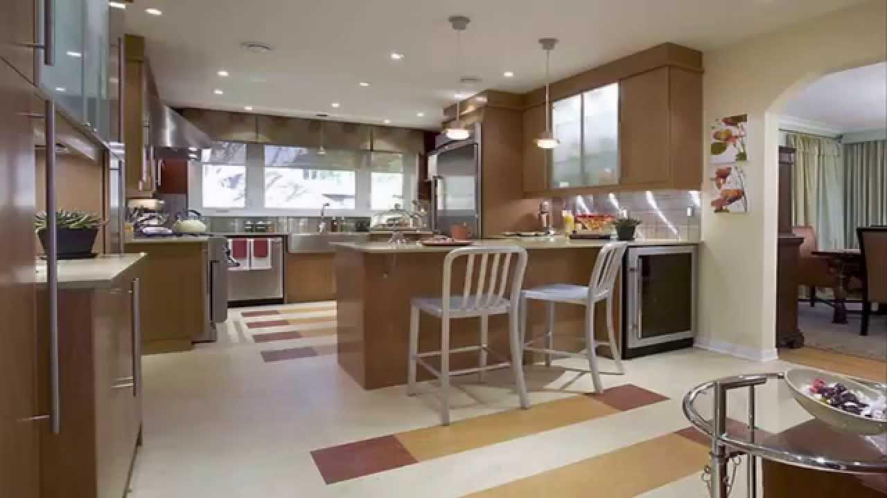 صورة احدث تصميمات المطابخ , لكى تكونى مميزه اهتمى باختيار تصميم مطبخك بنفسك