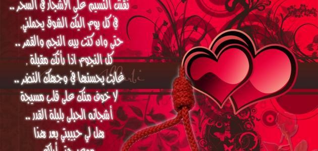 بالصور كلام حب للحبيب , ارق واجمل كلام حب تهديه لحبيبك 5813 9