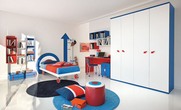 بالصور غرف اولاد , تصميمات غرف اولادك الرائعه 5841 7