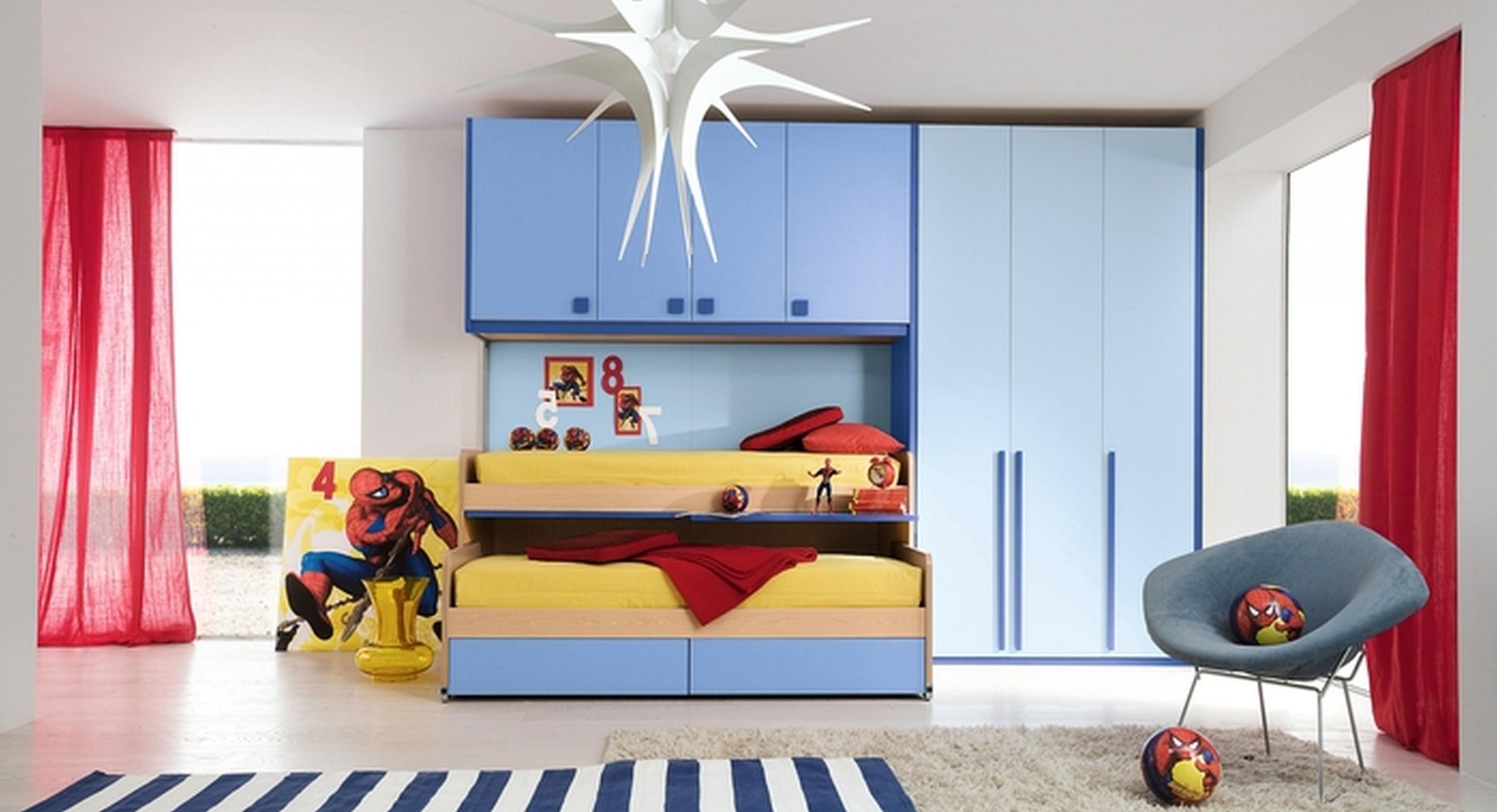 بالصور غرف اولاد , تصميمات غرف اولادك الرائعه 5841