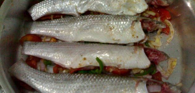 بالصور طريقة عمل السمك السنجارى , قومى بعمل السمك السنجارى بطريقه جديده 5848