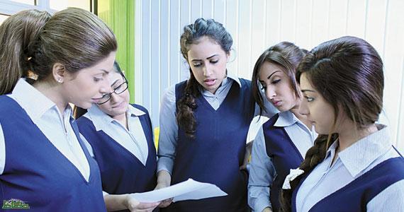 بالصور بنات الثانوية , فتره الثانويه العامه وتاثيرها على بنات الثانويه 5919 3