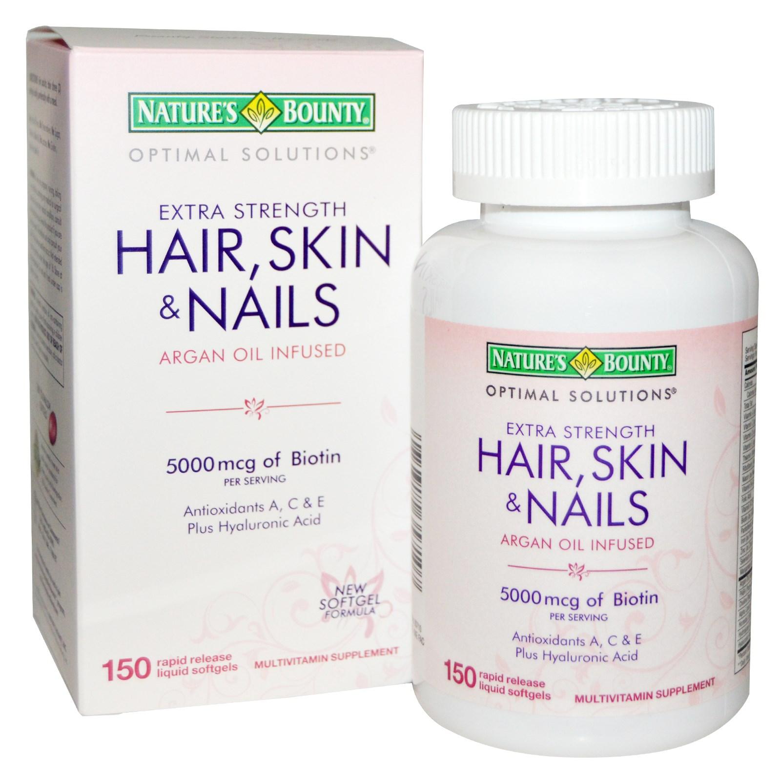 صور فيتامينات للشعر , احسن انواع فيتامينات الشعر وفوائدها