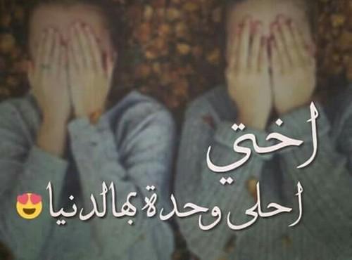 بالصور اجمل الصور عن حب الاخت , جمال حب الاخت واهميه وجودها ف المنزل 5939 4