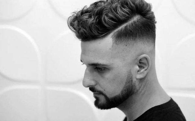 بالصور اجمل قصات الشعر للرجال , احدث تصميمات لقصات الشعر للرجال 5966 3