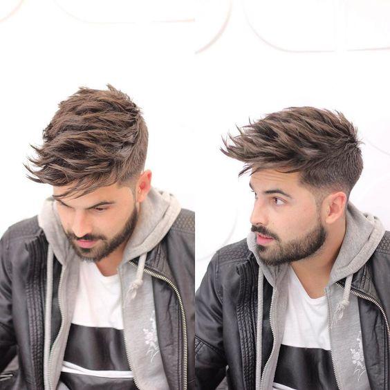 بالصور اجمل قصات الشعر للرجال , احدث تصميمات لقصات الشعر للرجال 5966 4