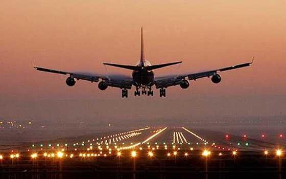 صورة اقلاع طائرة , معلومات هامه عند سفرك بالطائره واقلاعها