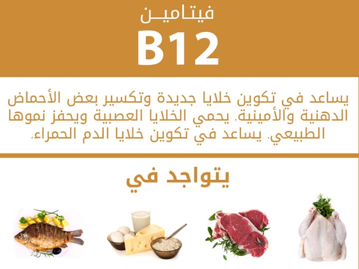 صور ما هو فيتامين b12 , تعرف على فيتامين b12 وفوائده للجسم
