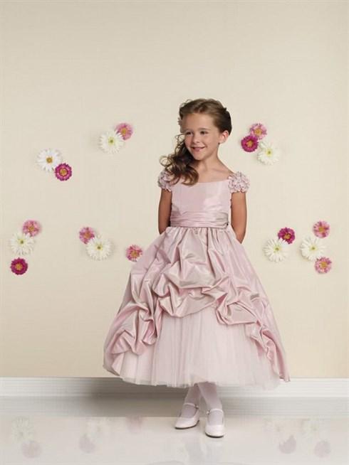 بالصور فساتين سهرة للاطفال , تالقى بجمال طفلك بمجموعه من فساتين السهره 6046 6