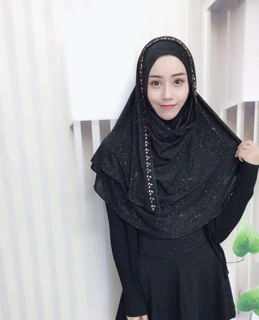 بالصور حجاب اسلامی , اجمل لفات الحجاب الاسلامى 6047 6