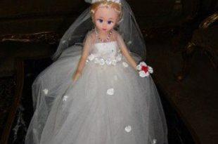 صور صور عروسه المولد , فرحه الاطفال بعروسه المولد