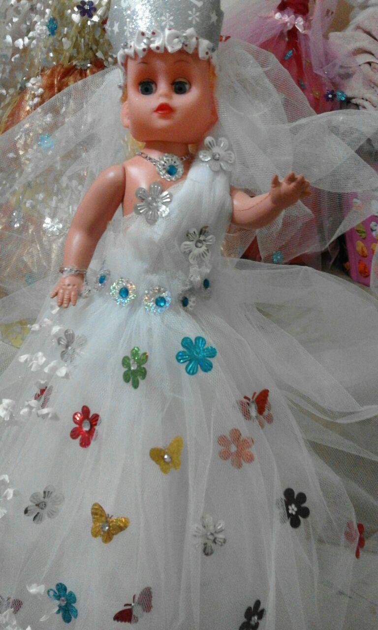 بالصور صور عروسه المولد , فرحه الاطفال بعروسه المولد 6079 9