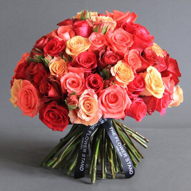 بالصور باقات ورود , اجمل اشكال والوان باقات الورود 6130 2
