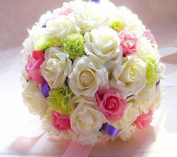 بالصور باقات ورود , اجمل اشكال والوان باقات الورود 6130 3