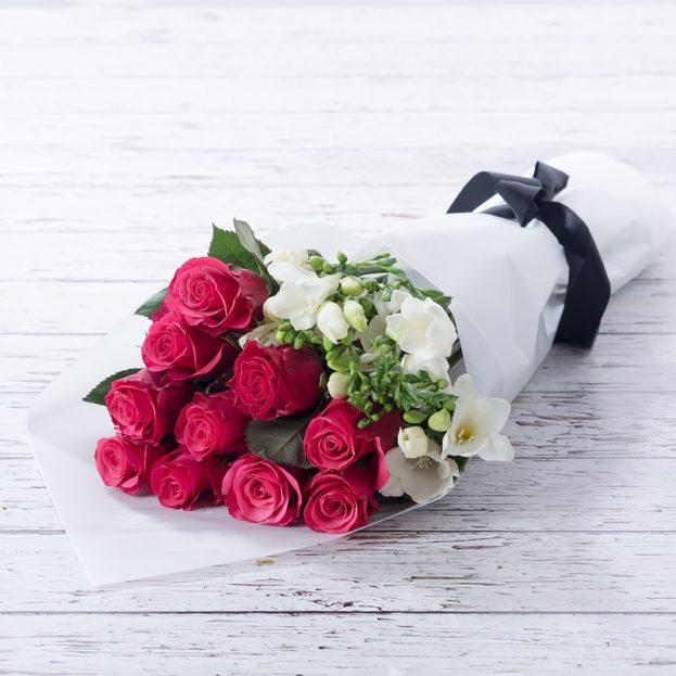 بالصور باقات ورود , اجمل اشكال والوان باقات الورود 6130 6