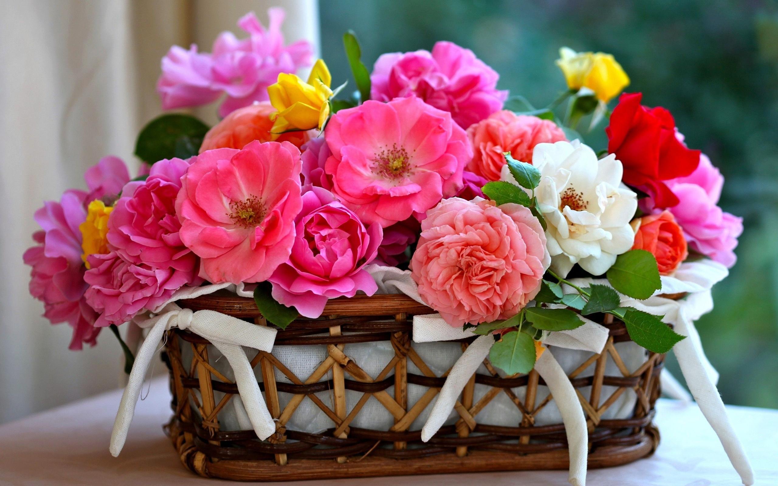 بالصور باقات ورود , اجمل اشكال والوان باقات الورود 6130 8