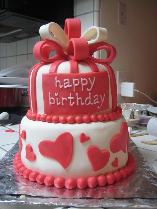 بالصور تورتة عيد ميلاد , اجمل اشكال التورت للاحتفال بعيد ميلادك 6231 2