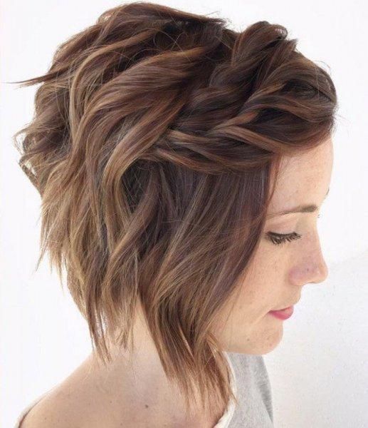 بالصور قصات شعر قصير جدا , لوك جديد ب اجمل قصات الشعر القصير جدا 6245 9