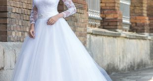 فساتين اعراس فخمه , اجمل فساتين الاعراس الرائعة