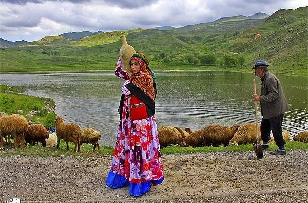 صورة بنات ايران , جمال وروعة ايران وشعبها