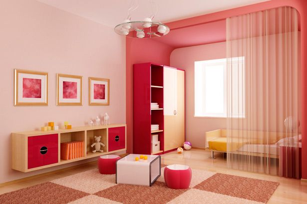 صورة الوان غرف نوم اطفال , اللون والراحة النفسية للطفل