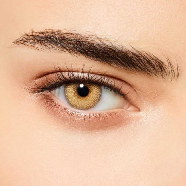 تغيير لون العيون الى العسلي 13