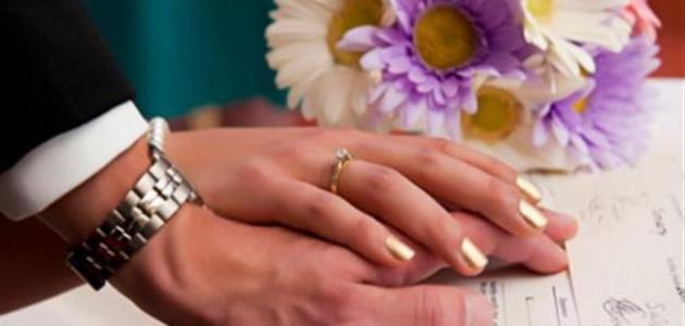 بالصور كيف يتم الزواج بالصور , اجمل صور الزواج 4228 5
