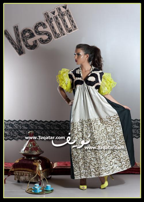 بالصور دراعات كويتية , شاهد افضل الدراعات الكويتية 4765 1
