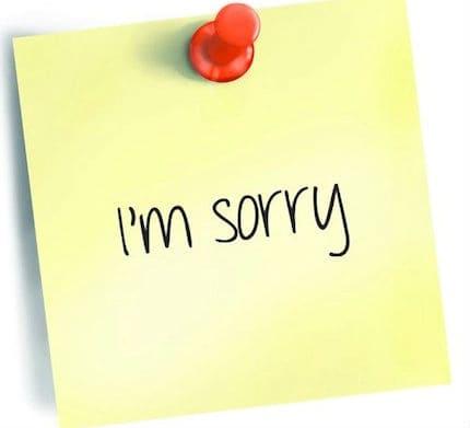 بالصور رسالة اعتذار لصديق , اروع عبارات الاعتذار 5719