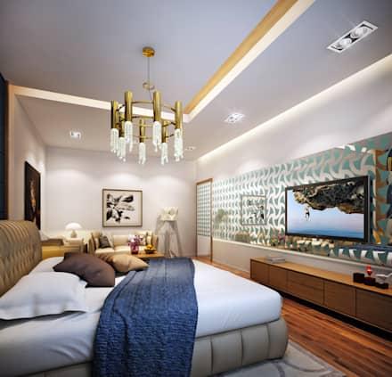 صوره تصميم غرف , افضل تصميمات للغرف