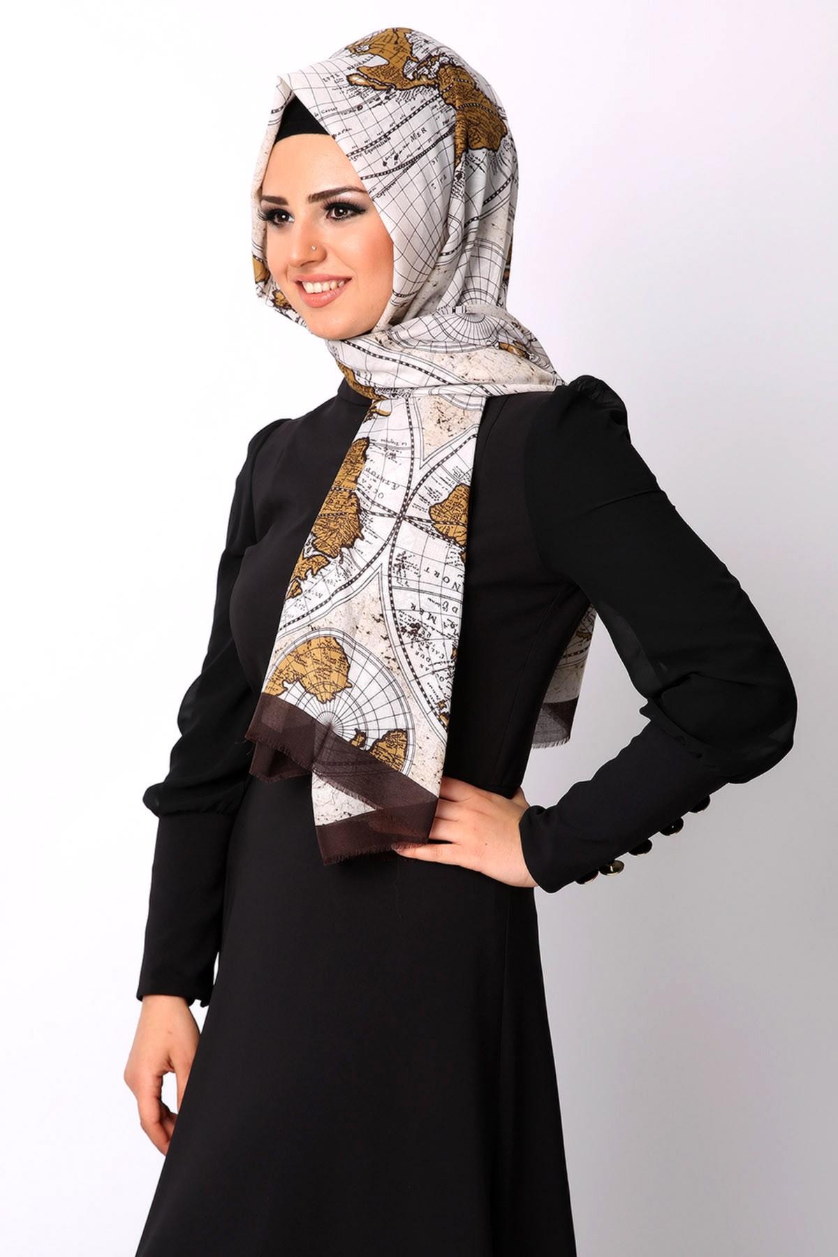 بالصور موديلات حجابات تركية , اجمل الموديلات للحجاب 6042 10