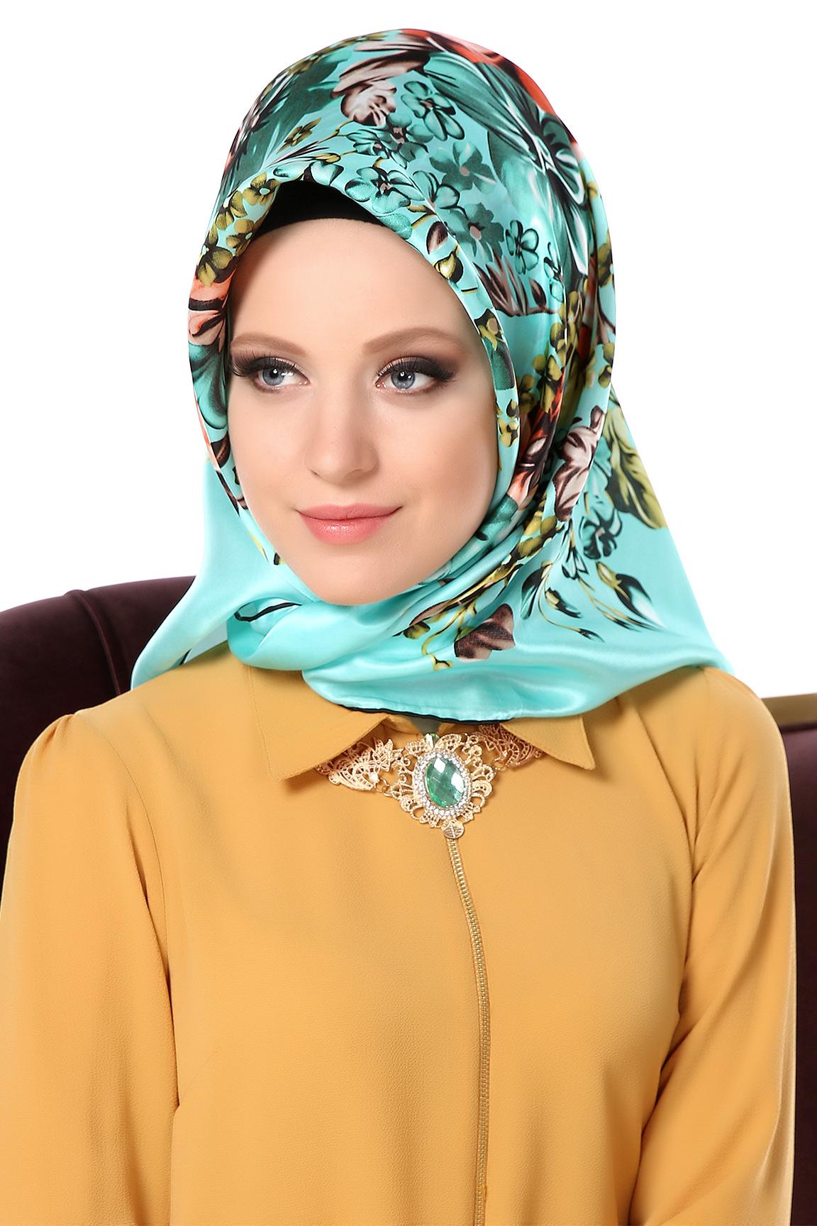 بالصور موديلات حجابات تركية , اجمل الموديلات للحجاب 6042 11