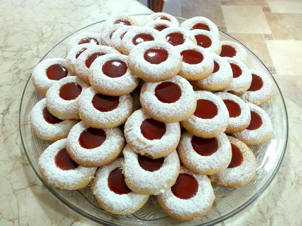 صور طريقة عمل حلويات بسيطة في المنزل , اجمل الحلويات فى المنزل بطريقه بسيطه