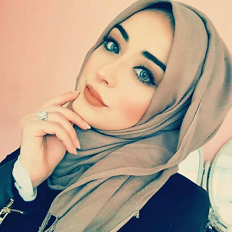 صورة صور بات محجبات , الحجاب ما يميز اي فتاة